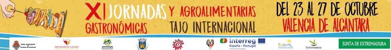 JORNADAS GASTRONÓMICAS TAJO INTERNACIONAL