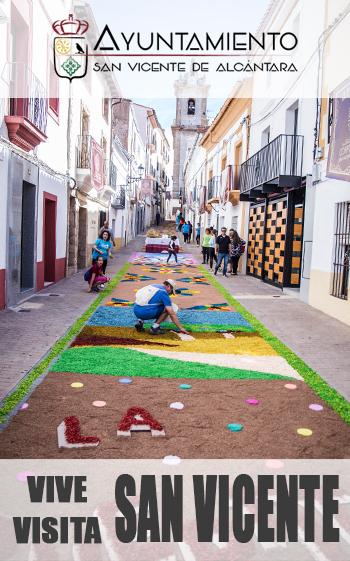 Turismo San Vicente de Alcántara